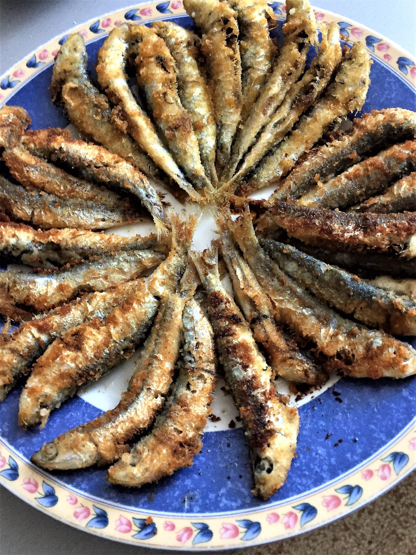 Sardine-in- padella