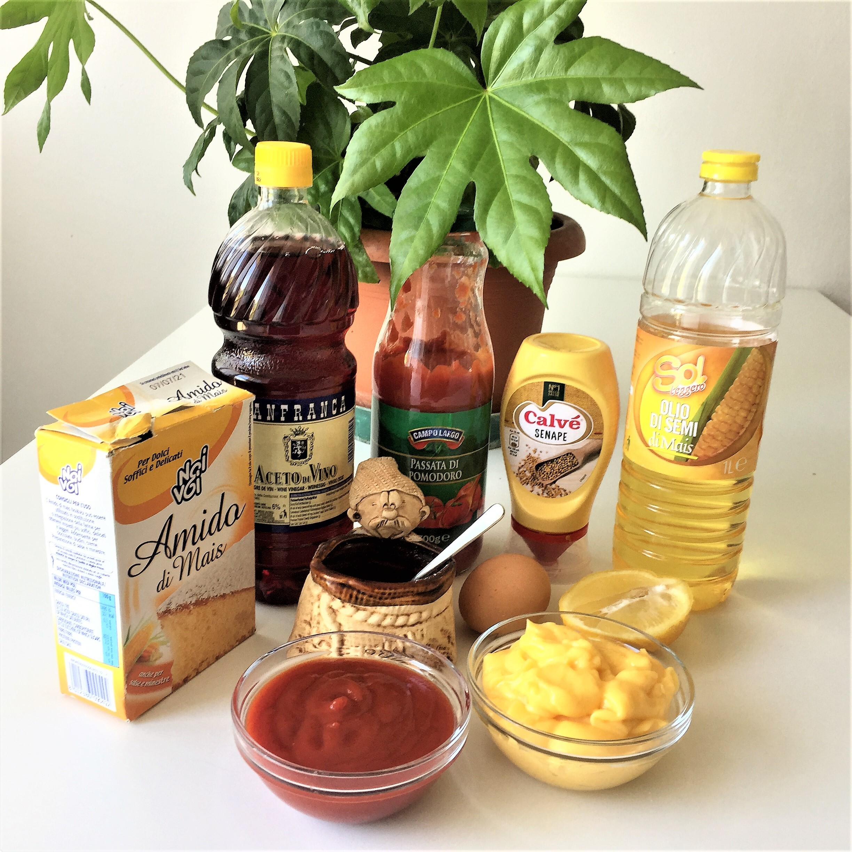 Ketchup-e-maionese