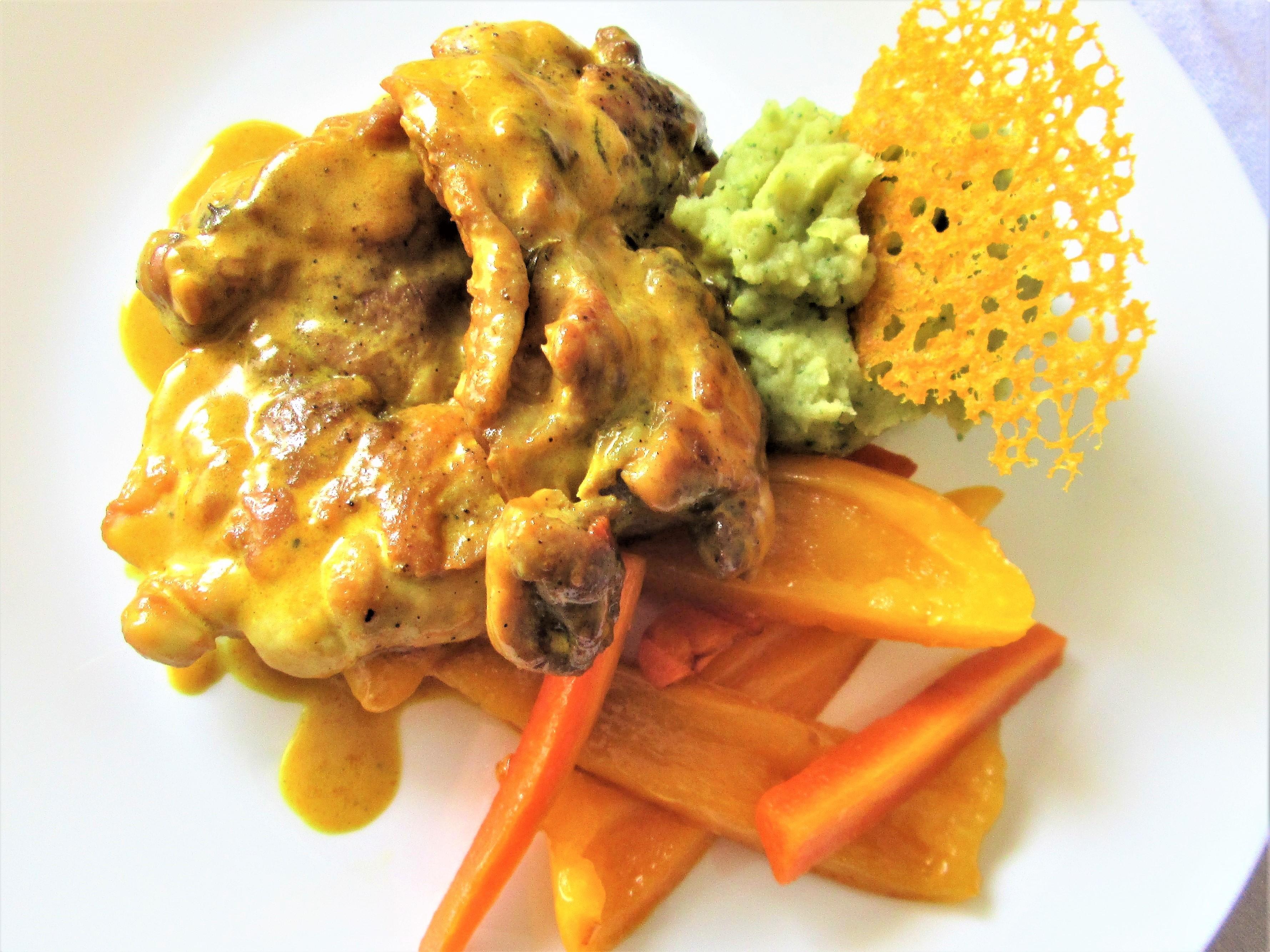 Pollo-alla-curcuma
