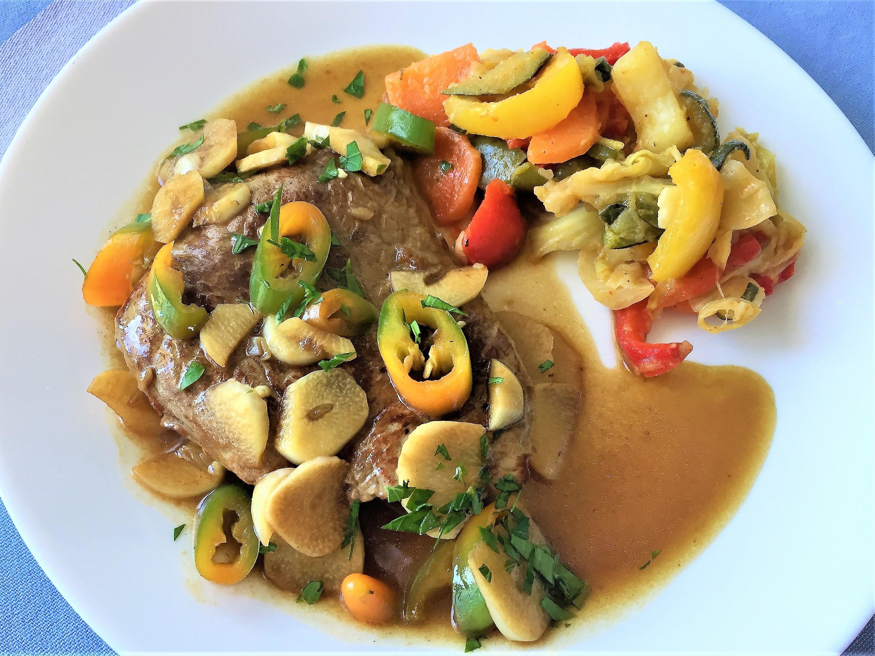 Filetto-di-manzo-con-aglio-e-peperoncino