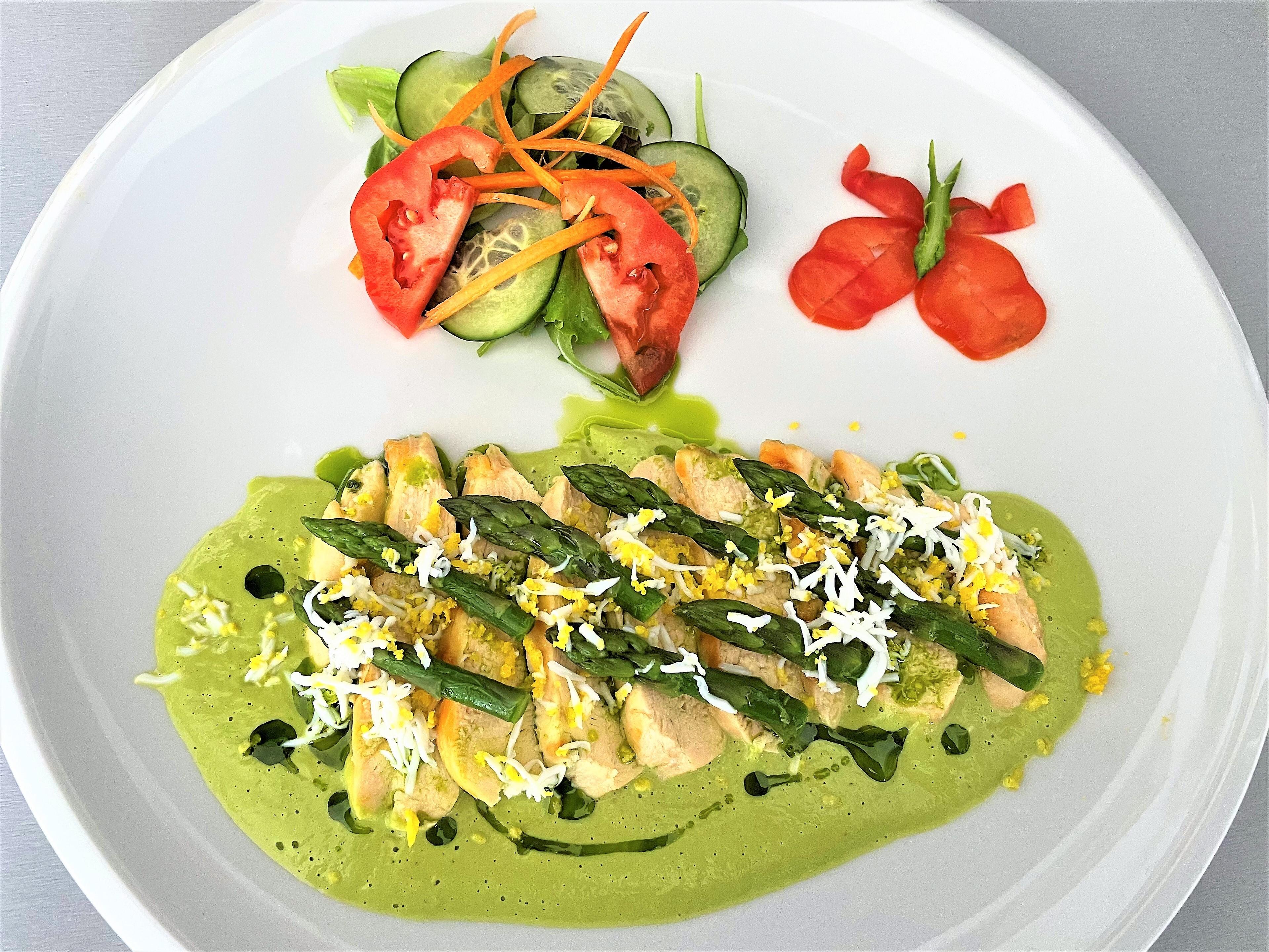 Tagliata-di-pollo-agli-asparagi